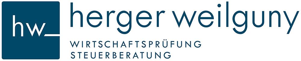 Logo herger weilguny Wirtschaftsprüfung und Steuerberatung