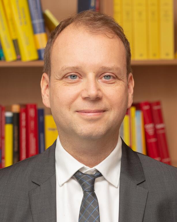 Geschäftsführer Herger