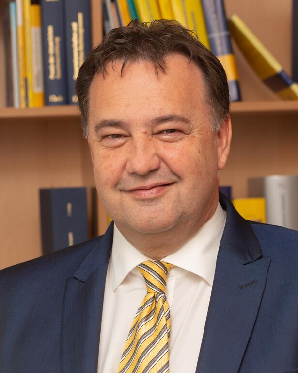 Geschäftsführer Weilguny